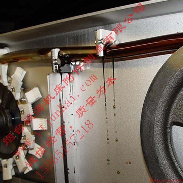 管式除油机内部结构